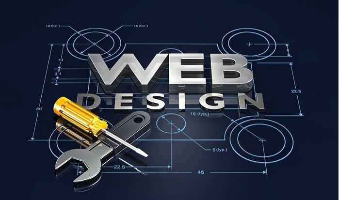 thiết kế website riêng.