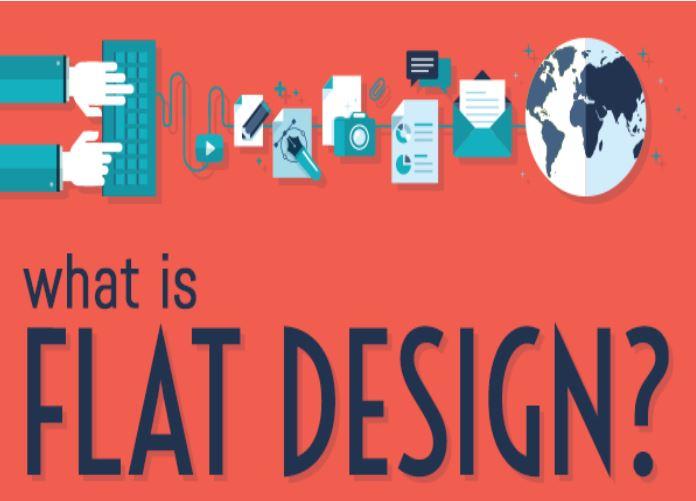 Flat Design.
