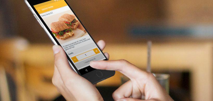 tối ưu website nhà hàng trên thiết bị di động
