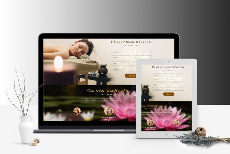 Tại sao cần thiết kế website spa – thẩm mỹ làm đẹp