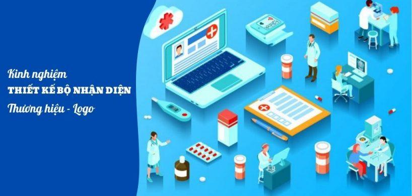 Kinh nghiệm thiết kế bộ nhận diện thương hiệu - logo ngành dược