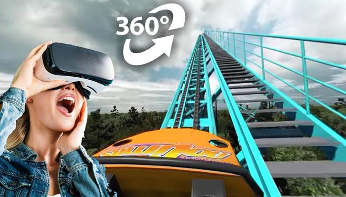 Công nghệ thực tế ảo 360 độ là gì?
