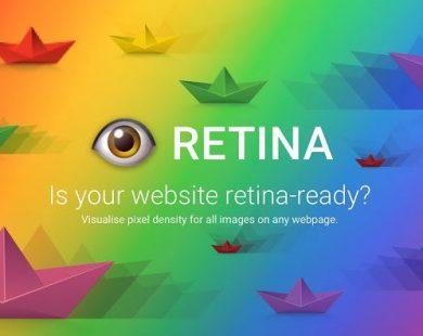Hình ảnh Retina là gì? Tại sao các website có thiết kế Retina Ready đang ngày càng phổ biến?